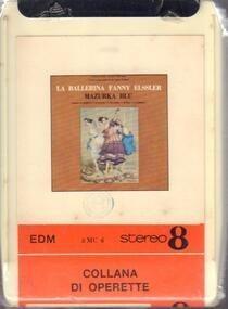 Cesare Gallino - La ballerina fanny elssler