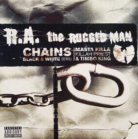 R.A. the Rugged Man - Chains / Black & White