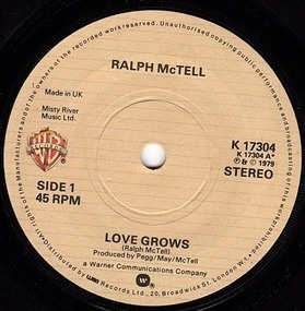 Ralph McTell - Love Grows