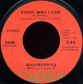 The Raspberries - Let's Pretend
