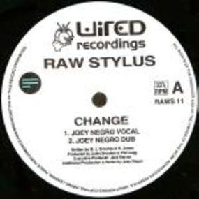 Raw Stylus - Change / Pushing Against The Flow
