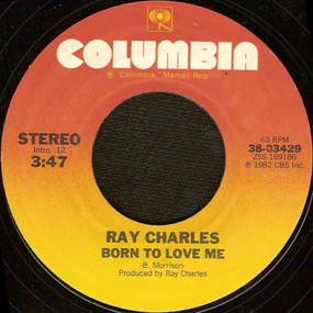 Ray Charles - Born To Love Me / String Bean