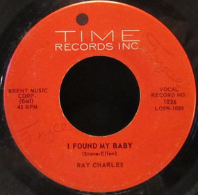 Ray Charles - I Found My Baby