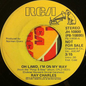 Ray Charles - Oh Lawd, I'm On My Way