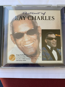 Ray Charles - Portrait Of Ray Charles