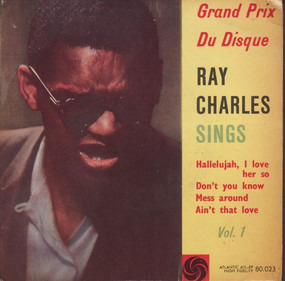 Ray Charles - Ray Charles Sings (Vol. 1)