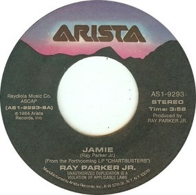 Ray Parker, Jr. - Jamie / Christmas Time Is Here