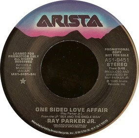 Ray Parker, Jr. - One Sided Love Affair