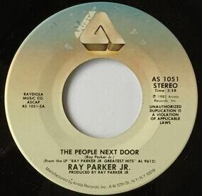 Ray Parker, Jr. - The People Next Door / Streetlove