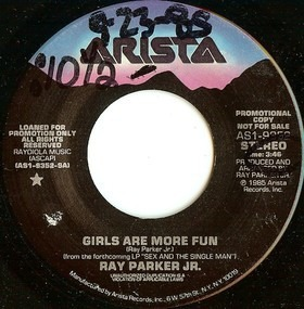 Ray Parker, Jr. - Girls Are More Fun