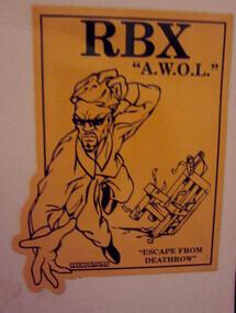 RBX - A.W.O.L.