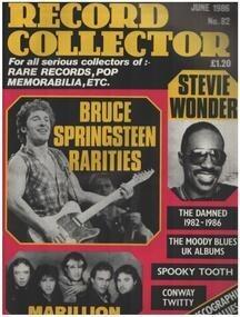 Bruce Springsteen - No.82 / JUN. 1986 - Bruce Springsteen