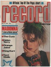 Madonna - MAY 19 / 1984 - Madonna