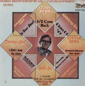 Red Sovine - Red Sovine's 16 greatest hits