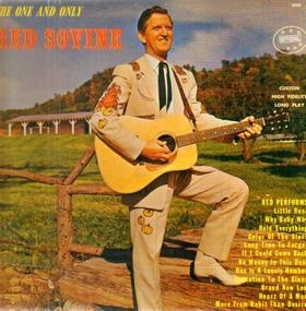 Red Sovine - The One And Only