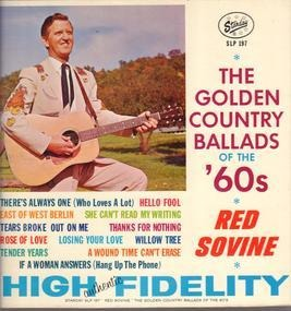 Red Sovine - The Golden Country Ballads Of The 60's
