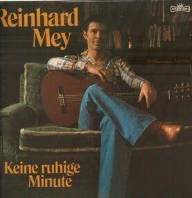 Frederik Mey - Keine Ruhige Minute