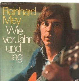 Frederik Mey - Wie vor Jahr und Tag