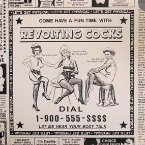 Revolting Cocks - (Let's Get) Physical