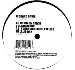 Richard Davis - Common Sense Mixes