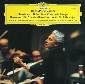 Richard Strauss - Oboenkonzert D-Dur / Hornkonzert Nr. 2 Es-Dur