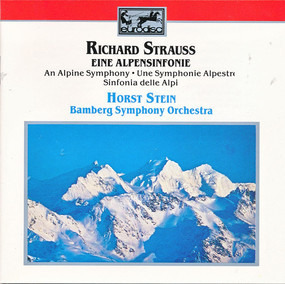 Richard Strauss - Eine Alpensinfonie