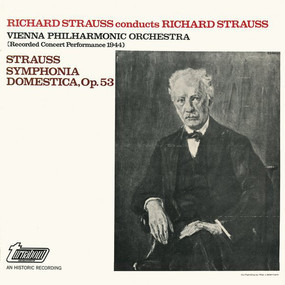 Richard Strauss - Richard Strauss Conducts Richard Strauss