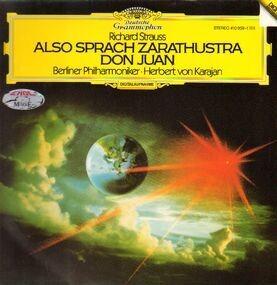 Richard Strauss - Also Sprach Zarathustra, Don Juan
