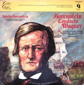 Richard Wagner - Horenstein Conducts Wagner