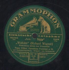 Richard Wagner - Lohengrins Abschied / Winterstürme Wichen Dem Wonnenmond
