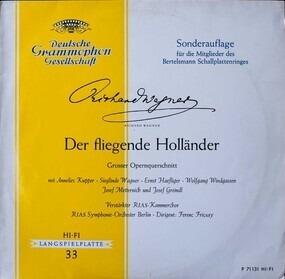 Richard Wagner - Der Fliegende Holländer (Großer Opernquerschnitt)