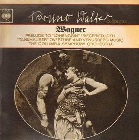 Richard Wagner - Lohengrin Ouvertüre; Siegfried Idyll; Tannhäuser Ouvertüre & Venusberg