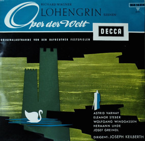 Richard Wagner - Szenen Aus Lohengrin