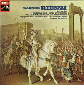 Richard Wagner - Rienzi