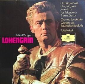 Richard Wagner - Lohengrin (Szenen)