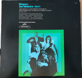 Richard Wagner - Die Walküre - Act I