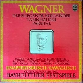 Richard Wagner - Der Fliegende Holländer / Tannhäuser / Parsifal