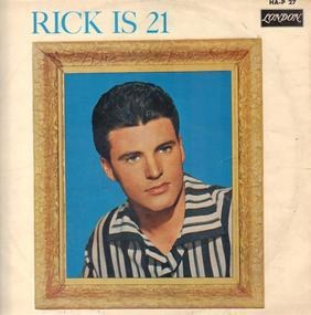 Rick Nelson - Rick Is 21
