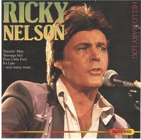 Rick Nelson - Hello Mary Lou