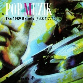Robin Scott's M, M - Pop Muzik (The 1989 Re-mix)