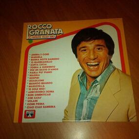 Rocco Granata - 20 Fantastic Italian Songs