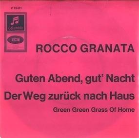 Rocco Granata - Guten Abend, Gut' Nacht / Der Weg Zurück Nach Haus