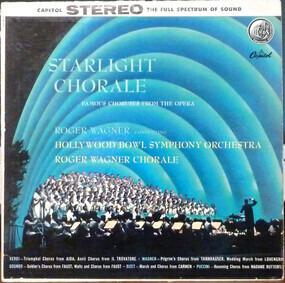 Starlight Chorale - Roger Wagner | Vinyl | Recordsale
