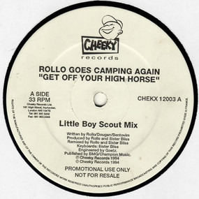 Rollo Goes Camping - Get Off Your High Horse