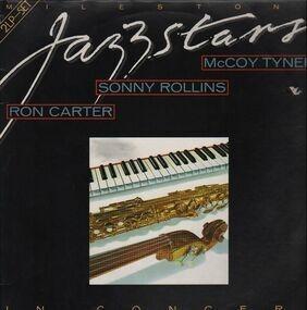 Ron Carter - Milestone Jazzstars In Concert