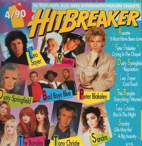 Roxette - Hitbreaker 4/90
