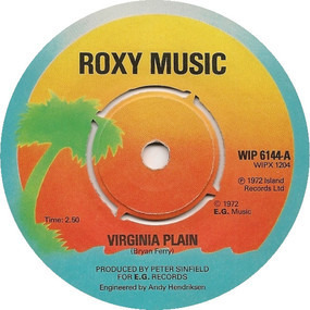 Roxy Music - Virginia Plain