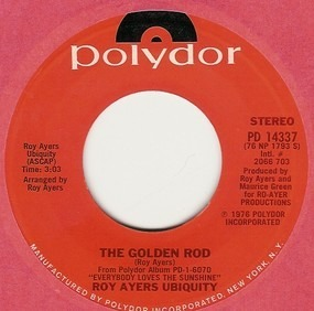Roy Ayers Ubiquity - The Golden Rod / Tongue Power