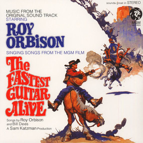 Roy Orbison - Singing Songs From The M.G.M Film 'The Fastest Man Alive'