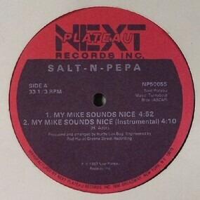 Salt-N-Pepa - My Mike Sounds Nice / It's Alright